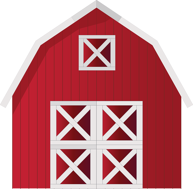A red barn - Farm Insurance
