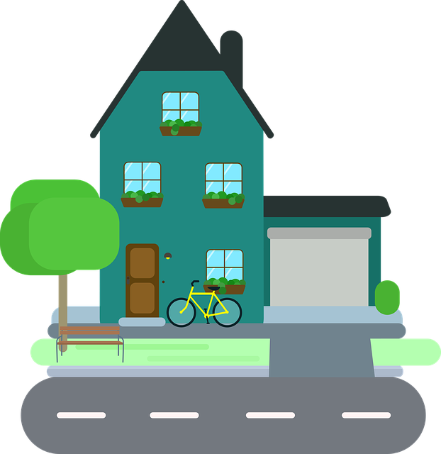 Picture of a house - Home Insurance
